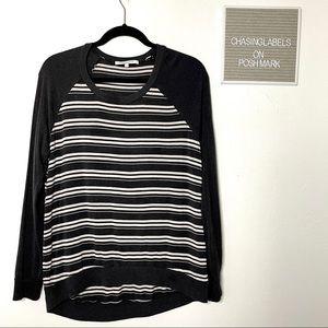 Bella Luxx | striped long sleeve top